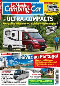 Le Monde du Camping-Car - mai 2016