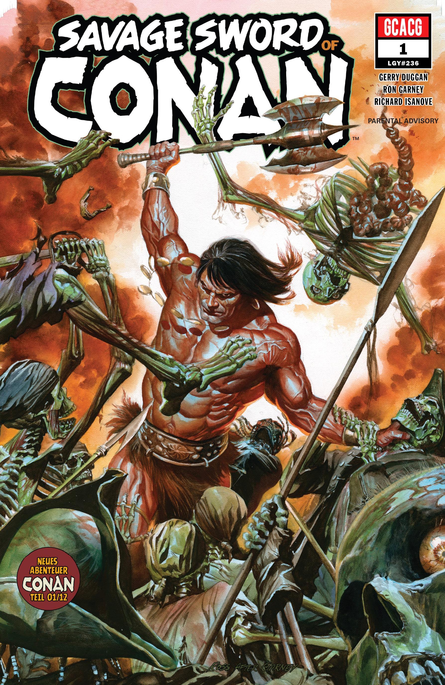 Savage Sword Of Conan 001 - Der Kult des Koga Thun 01 (2019) (Scanlation #736) (2019)