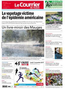 Le Courrier de l'Ouest Cholet – 06 novembre 2019