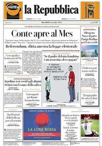 la Repubblica - 9 Settembre 2020