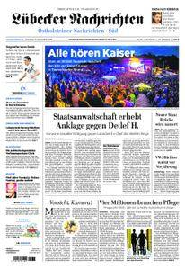Lübecker Nachrichten Ostholstein Süd - 11. September 2018