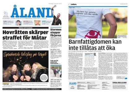 Ålandstidningen – 02 januari 2019
