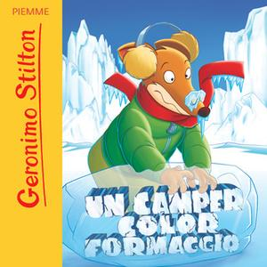 «Un camper color formaggio» by Geronimo Stilton