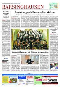 Barsinghausen/Wennigsen - 19. Dezember 2017