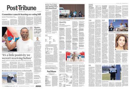 Post-Tribune – March 23, 2021
