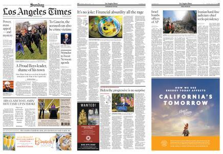 Los Angeles Times – May 16, 2021