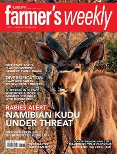 Farmer's Weekly - 08 June 2018