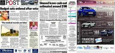 The Guam Daily Post – January 03, 2019