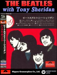The Beatles with Tony Sheridan - Single Box (2013) [9CD Box Set]