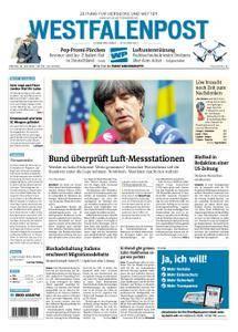 Westfalenpost Wetter - 29. Juni 2018