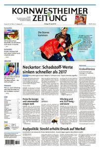 Kornwestheimer Zeitung - 29. Juni 2018