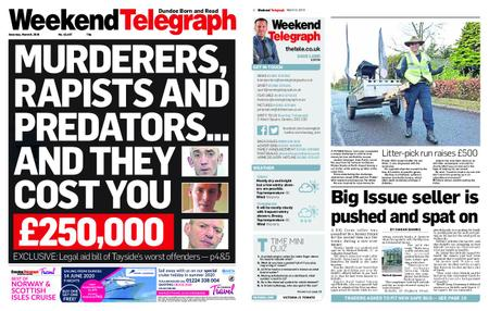 Evening Telegraph First Edition – March 09, 2019