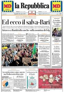 la Repubblica - 16 Dicembre 2019