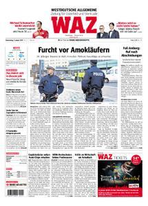 WAZ Westdeutsche Allgemeine Zeitung Oberhausen-Sterkrade - 03. Januar 2019