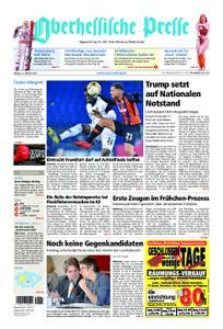 Oberhessische Presse Marburg/Ostkreis - 15. Februar 2019