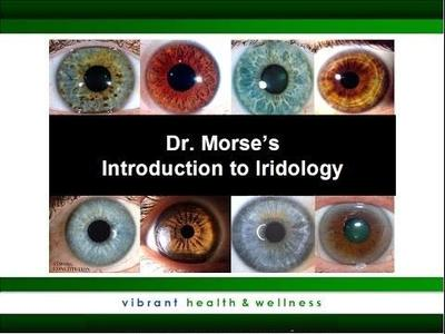 Iridology Iris Diagnosis Detox Nutrition Health with Dr Robert Morse