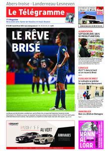 Le Télégramme Brest Abers Iroise – 29 juin 2019
