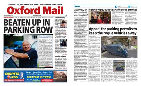 Oxford Mail – October 19, 2019