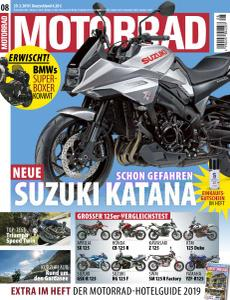 Motorrad - 29 März 2019