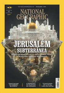 National Geographic Portugal – dezembro 2019