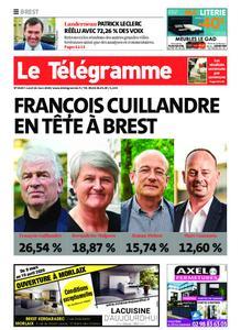 Le Télégramme Brest – 16 mars 2020