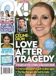 OK! Magazine USA - July 31, 2019