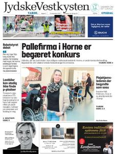 JydskeVestkysten Varde – 12. december 2018