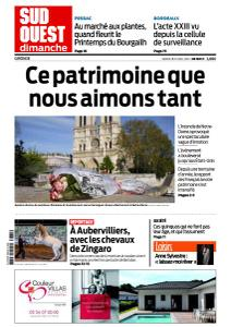 Sud Ouest Dimanche - 21 Avril 2019