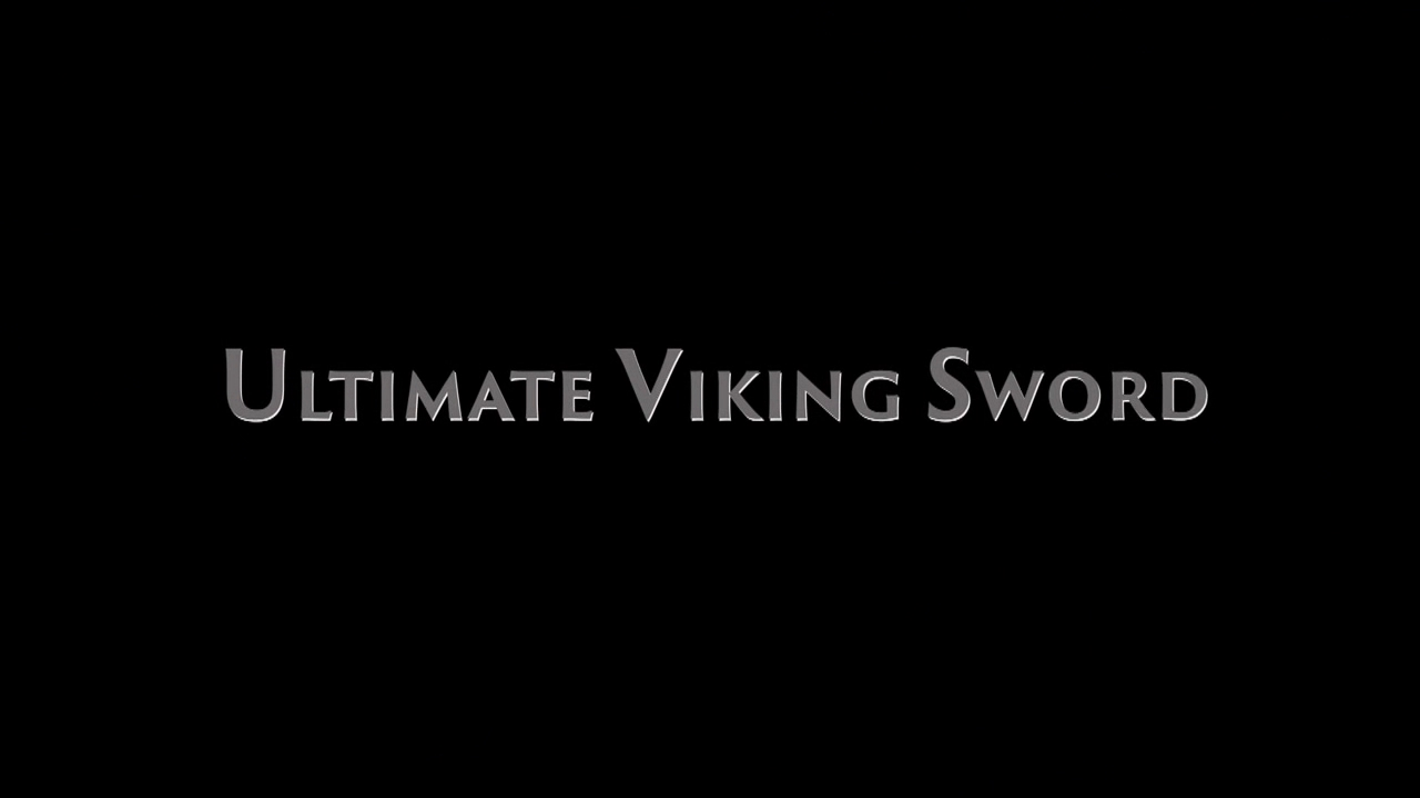 NG. - Ultimate Viking Sword (2019)