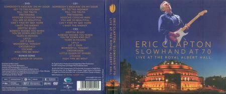 Eric Clapton - Slowhand At 70: Live At The Royal Albert Hall (2015)