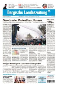 Kölnische Rundschau Wipperfürth/Lindlar – 19. November 2020
