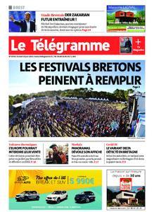 Le Télégramme Brest – 19 juin 2021