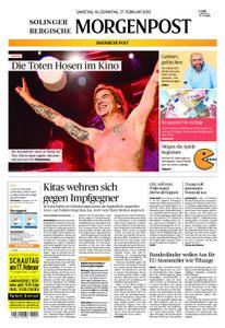 Solinger Morgenpost – 16. Februar 2019