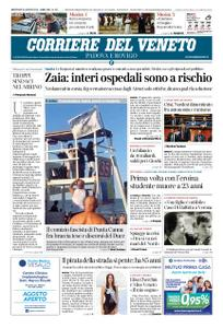 Corriere del Veneto Padova e Rovigo – 21 agosto 2019
