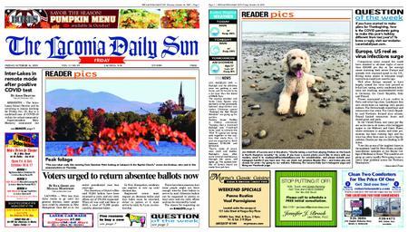 The Laconia Daily Sun – October 16, 2020