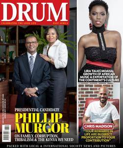 Drum East Africa - April 2017