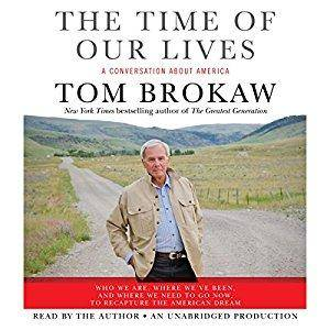 The Time of Our Lives: A conversation about America [Audiobook]