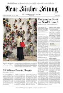 Neue Zürcher Zeitung International - 22 Juli 2021