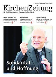 KirchenZeitung für das Bistum Aachen – 25. Juli 2021
