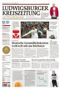 Ludwigsburger Kreiszeitung - 11. November 2017