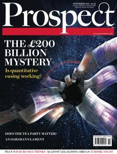 Prospect Magazine - November 2010