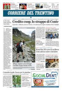 Corriere del Trentino - 7 Giugno 2018