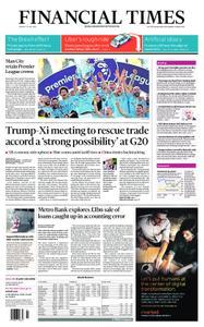 Financial Times UK – May 13, 2019