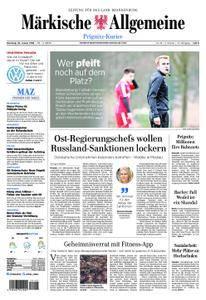 Märkische Allgemeine Prignitz Kurier - 30. Januar 2018