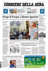 Corriere della Sera – 23 aprile 2019