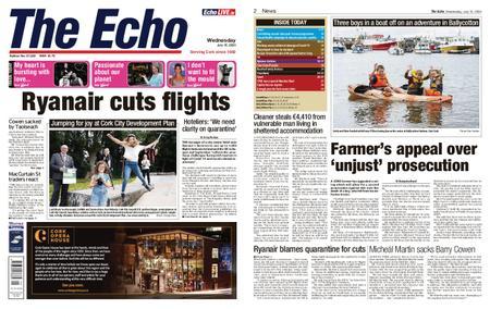 Evening Echo – July 15, 2020