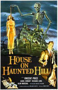 House on Haunted Hill (1959) + Extra