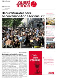 Ouest-France Édition France – 21 mai 2021