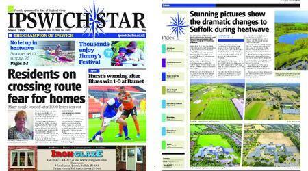 Ipswich Star – July 23, 2018