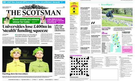 The Scotsman – February 18, 2019